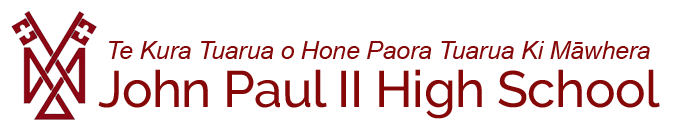 John Paul II High Logo